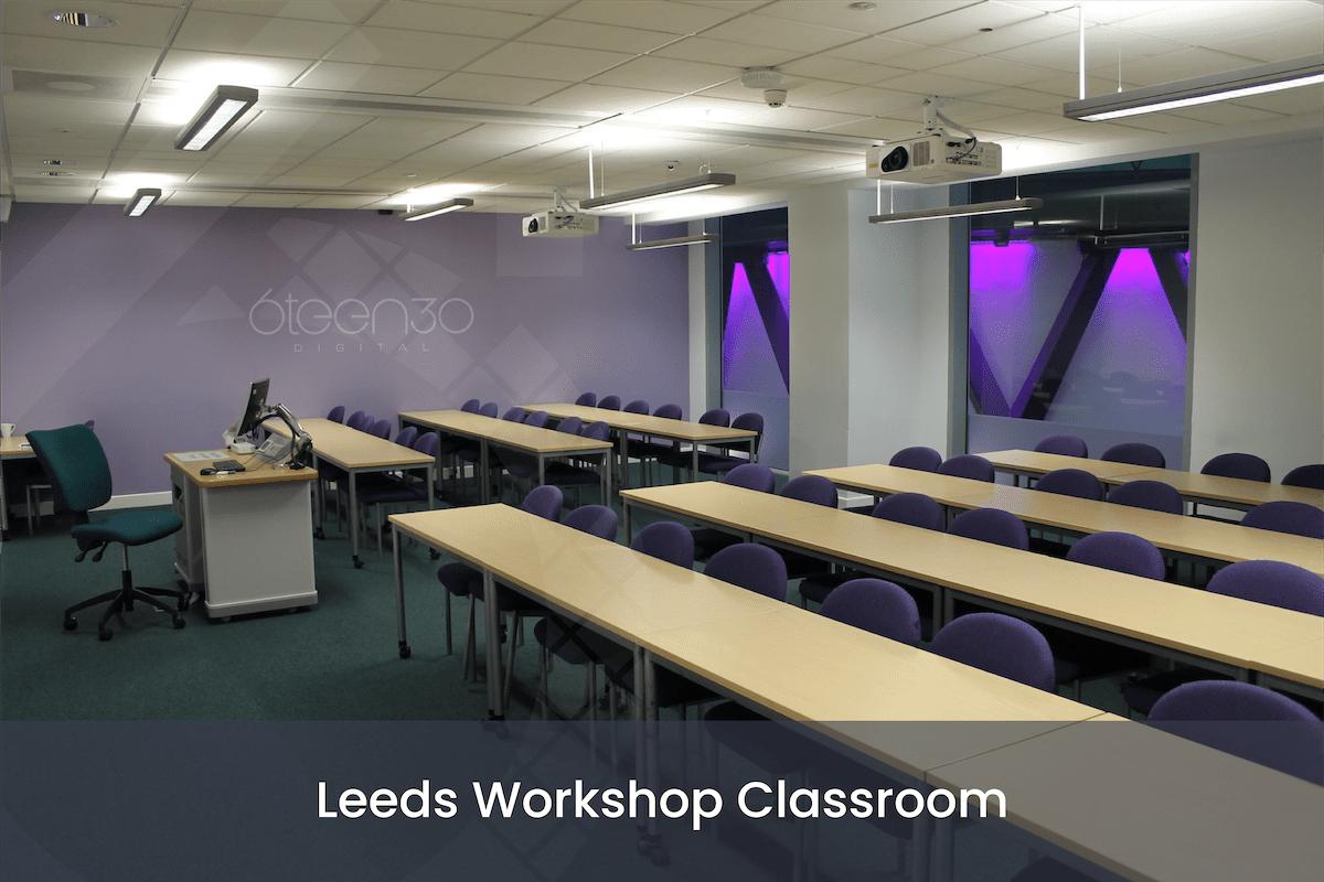 6teen30 - Growth Agency - Inbound Events Leeds