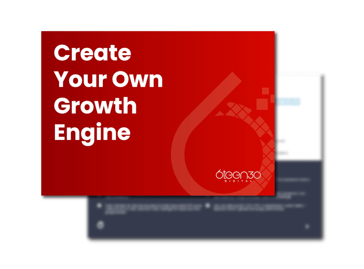 How To Build Your Growth Engine