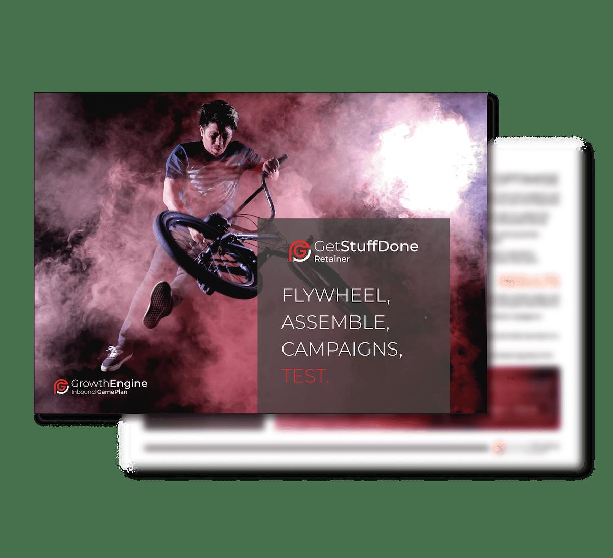 TSH - GrowthEngine Slick Covers_Get Stuff Done