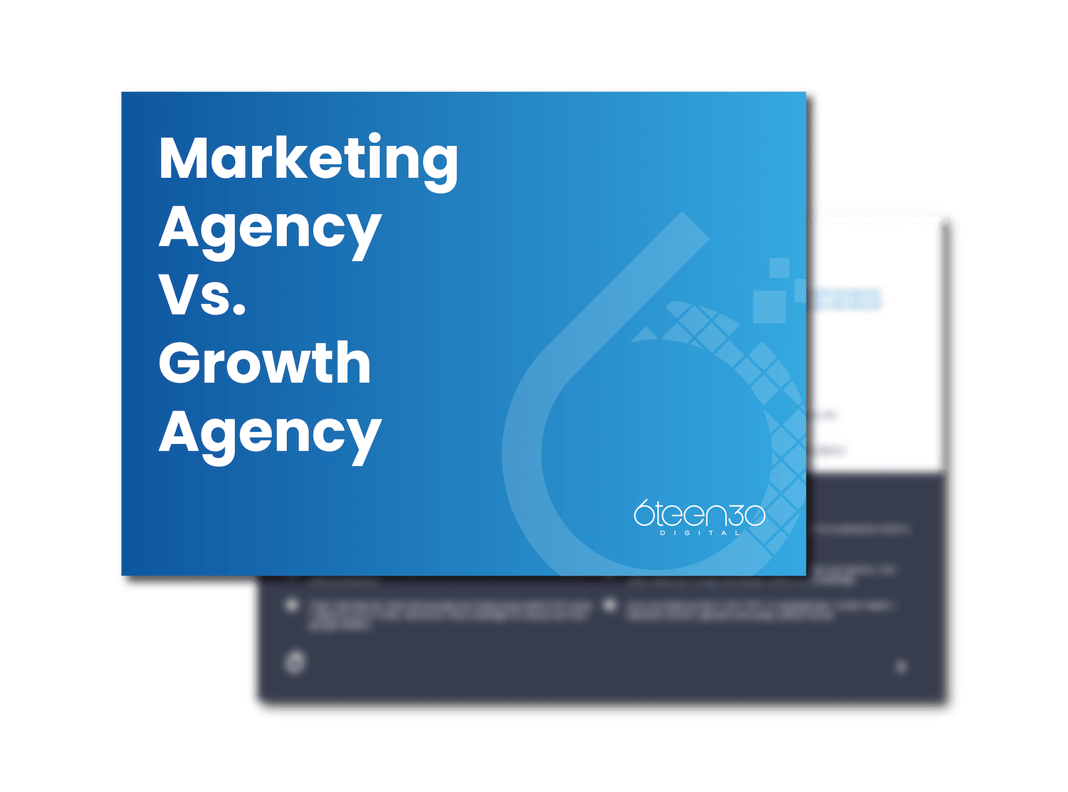 6teen30 - 3D Covers_Marketing Agency Vs Growth Agency