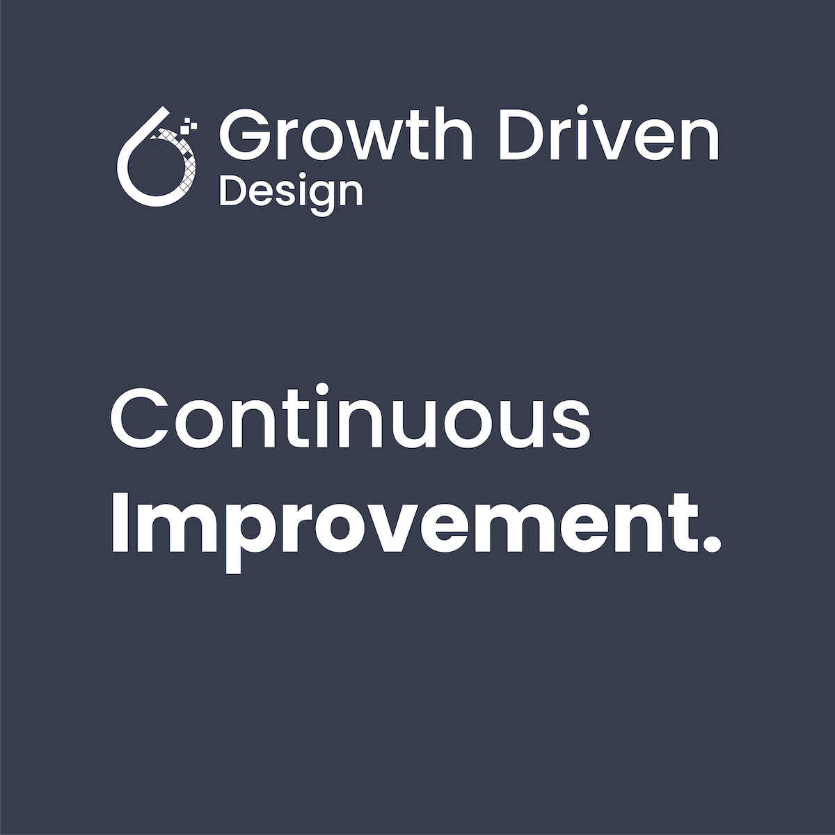 6t30 - GDD_Continuous Improvement