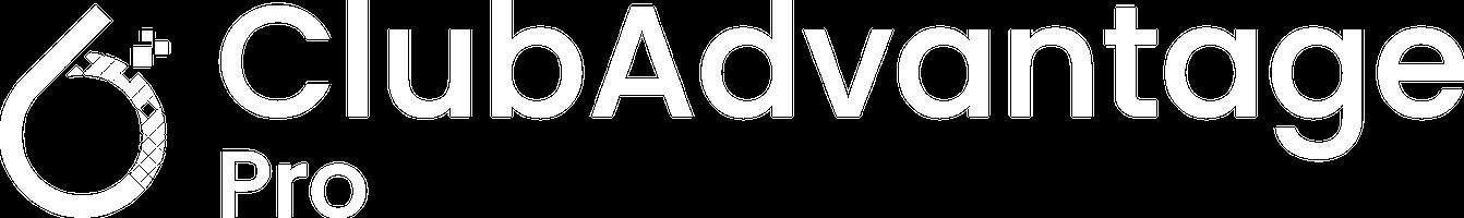 6t30 - Product logos - ClubAdvantage_Pro - White