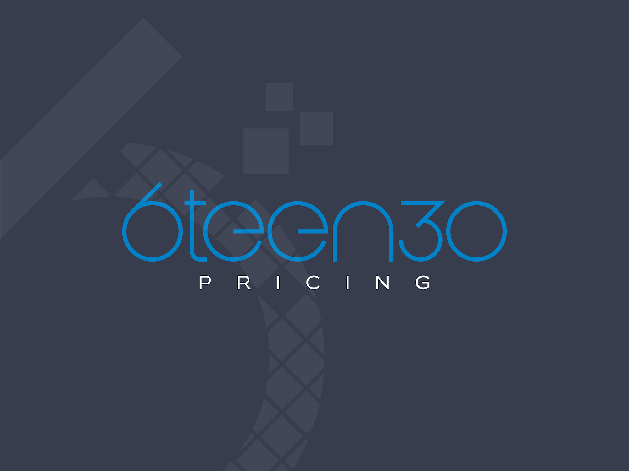 6teen30 - Website - Home Page - Pricing