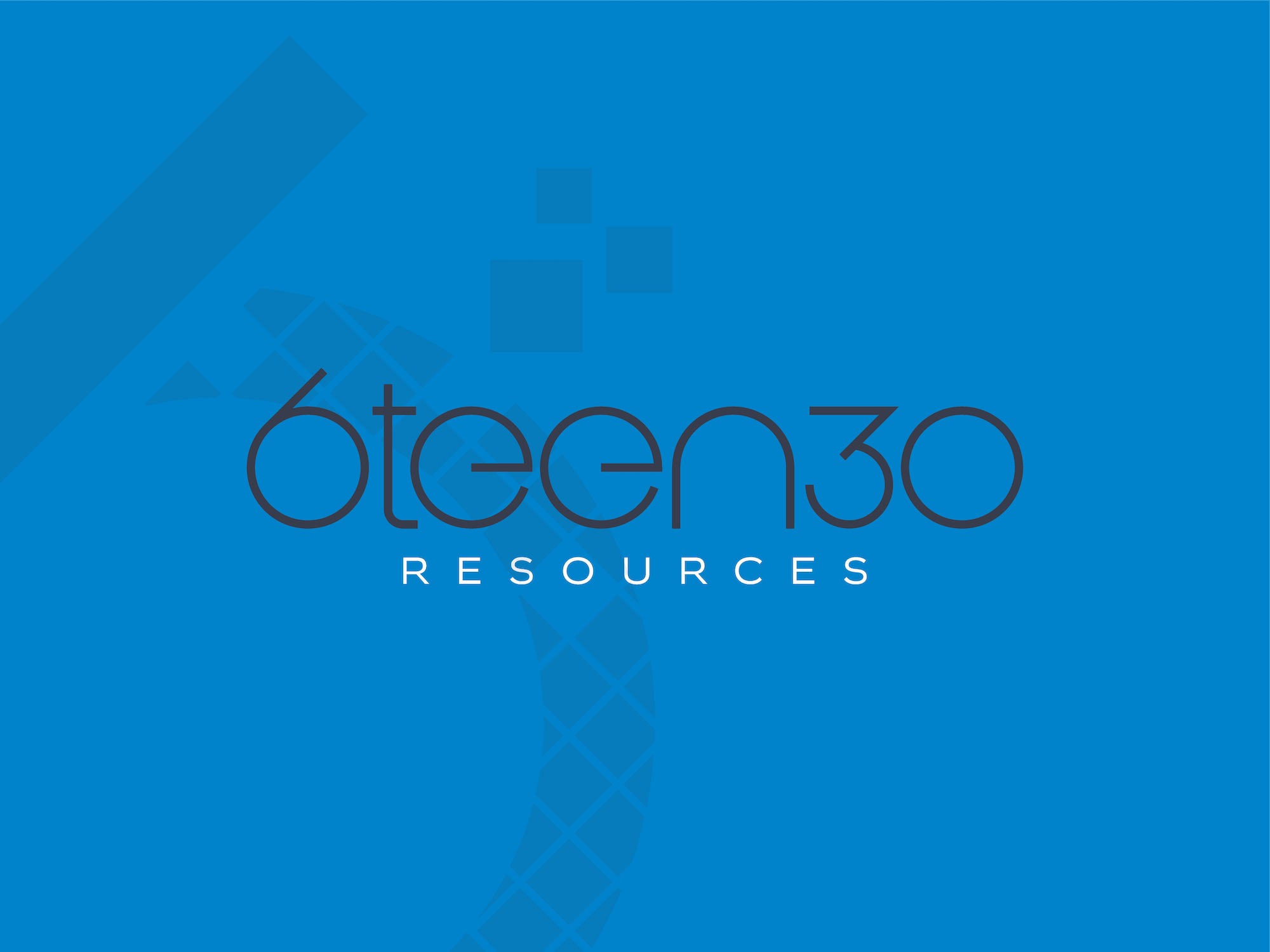 6teen30 - Website - Home Page - Resources