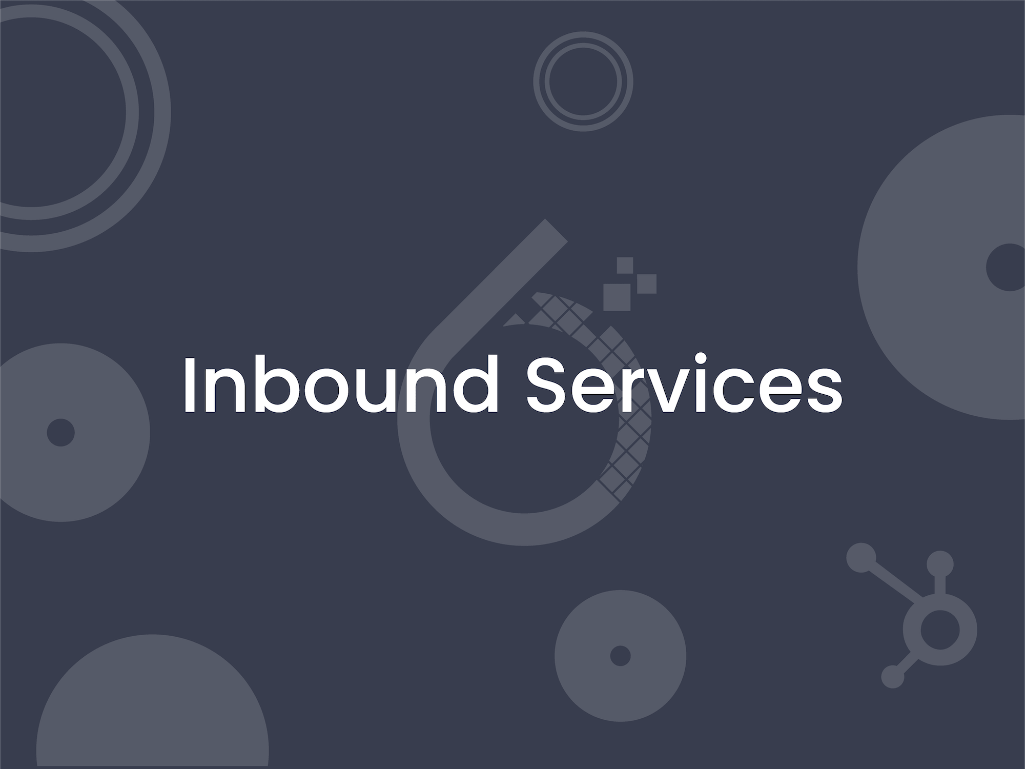 6teen30 - Website - Home Page_Inbound Service Dark