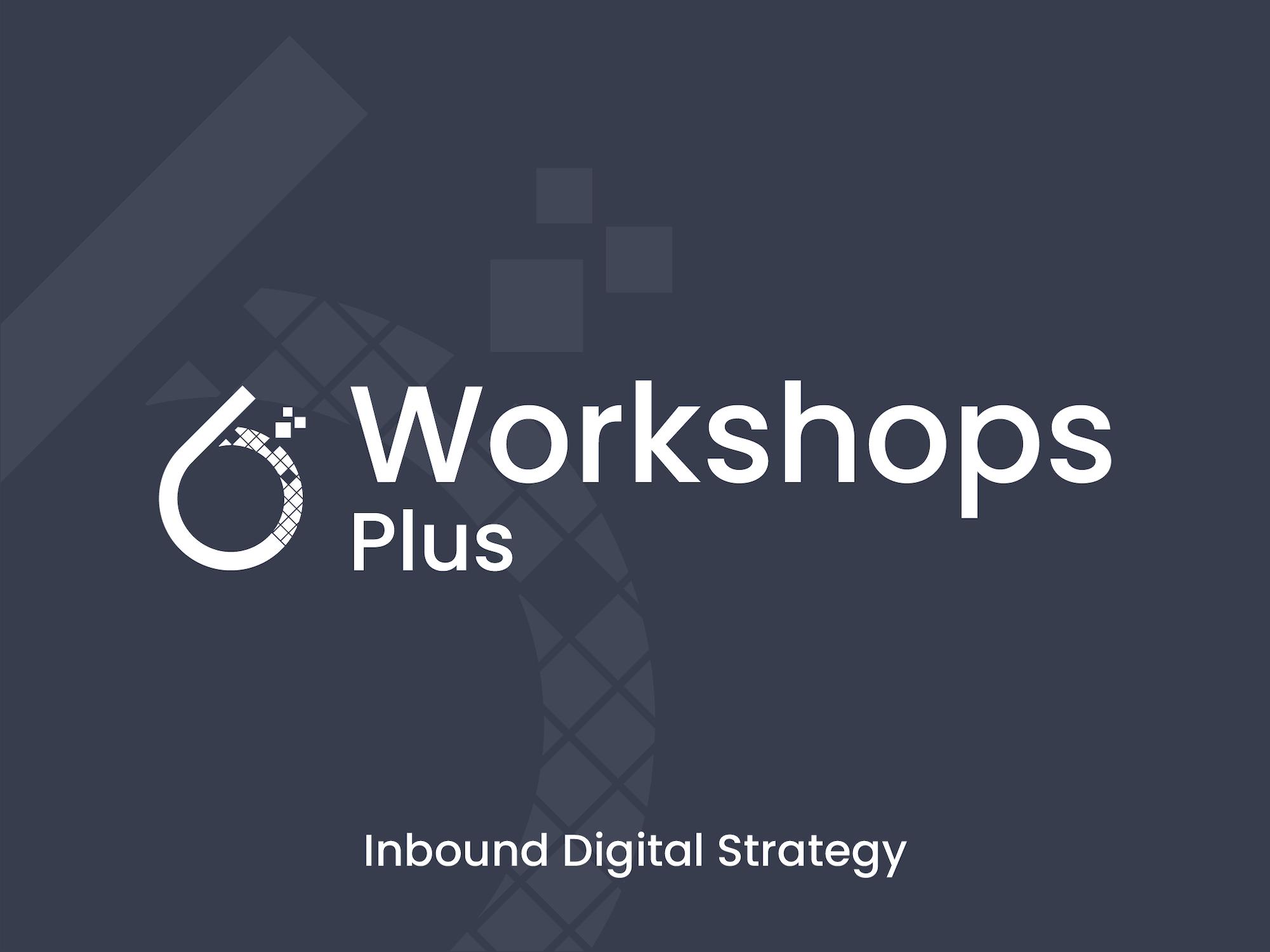 6teen30 - Growth Agency - Inbound Workshop Plus