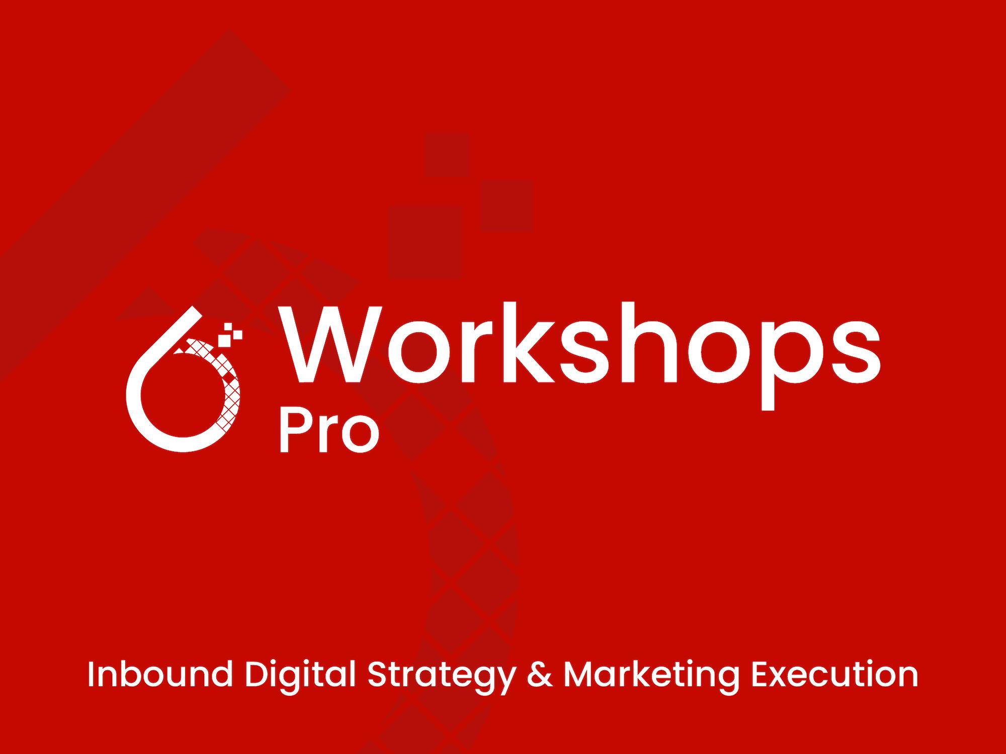 6teen30 - Growth Agency - Inbound Workshop Pro