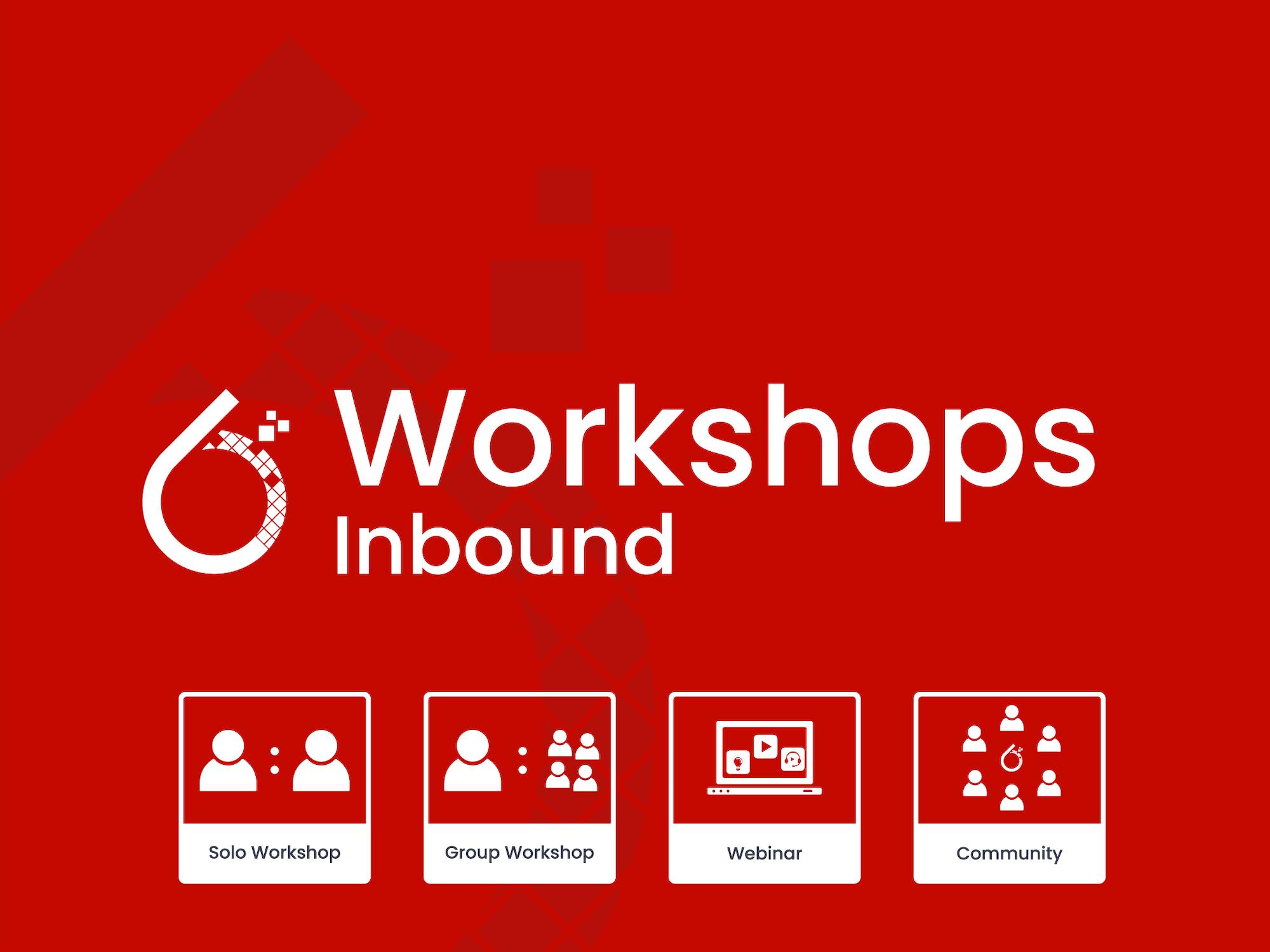6teen30 - Growth Agency - Inbound Workshops