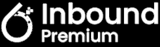 6t30 - Product Logos_Inbound Premium - White